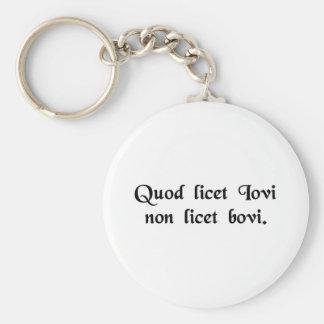 What is legitimate for Jove, is not legitimate.... Keychain