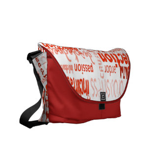 What Is Love Courier Bag