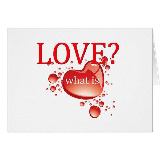 What is Love Greeting Cards