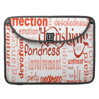What Is Love Sleeve For MacBook Pro