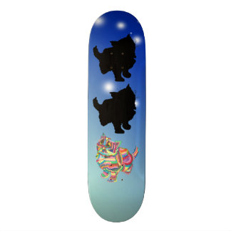 What is my color? Skate Board