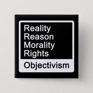 What is Objectivism? Button