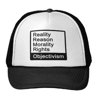 What Is Objectivism? Cap Trucker Hat