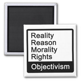 What Is Objectivism? Magnet