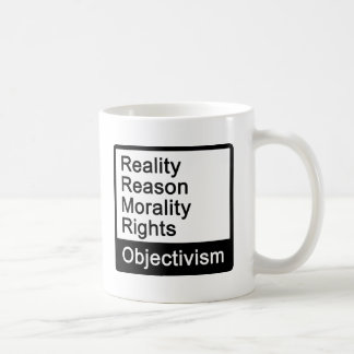What Is Objectivism? Mug