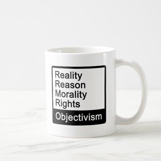 What Is Objectivism? Mug