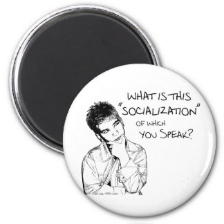 What Is Socialization? Magnet