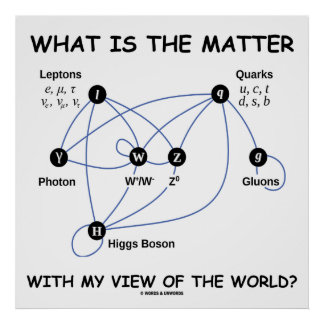 What Is The Matter With My View Of The World? Poster