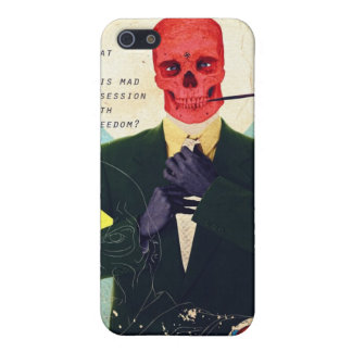 What Is This Mad Obsession With Freedom? Case Case For iPhone 5