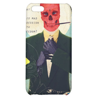 What Is This Mad Obsession With Freedom? Case iPhone 5C Case