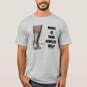 Achilles Heel T-Shirts & Shirt Designs   Zazzle