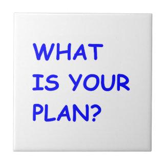 WHAT IS YOUR PLAN MOTIVATIONAL QUESTIONS COMMENTS CERAMIC TILES