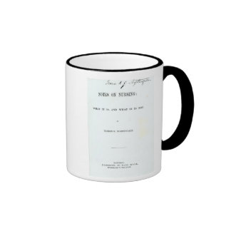 What it is, and What it is not' Ringer Coffee Mug