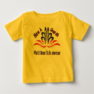 What It Means To Be American Shirt