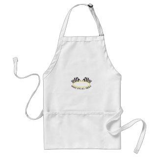 What its All About Adult Apron