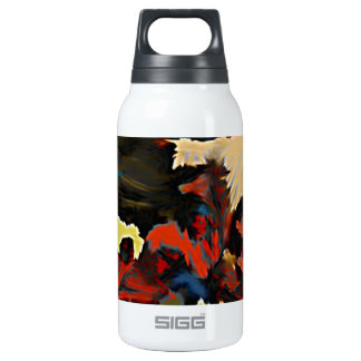 What Kind of Man is this? Insulated Water Bottle