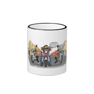 What Kinda Motorcycle Rally Is This? Ringer Mug