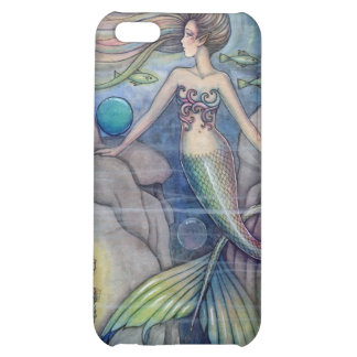 What Lies Beneath Mermaid iPhone Case Case For iPhone 5C