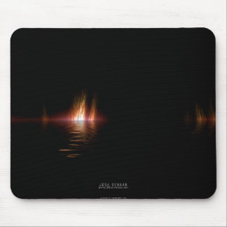 What Lies Beneath Mouse Pads