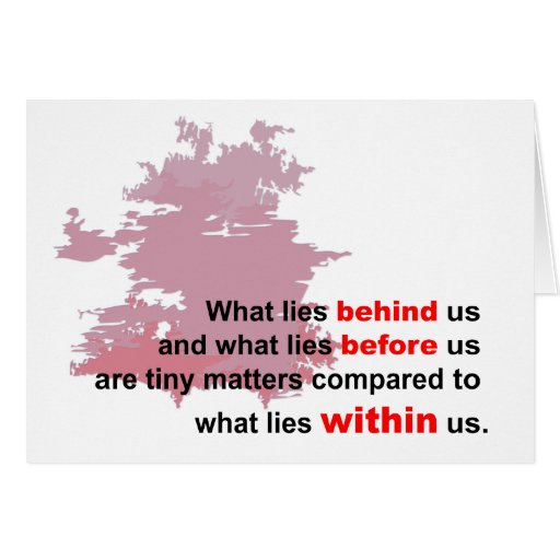 what lies within greeting cards