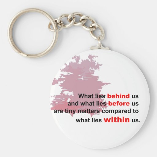 what lies within key chains