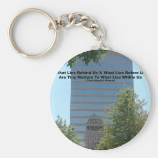 What Lies Within Keychain
