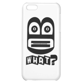What? [Lilron1991z] Z iPhone 5C Cases