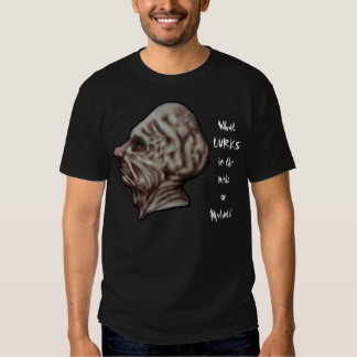 What lurks in the minds of mutants? tshirt