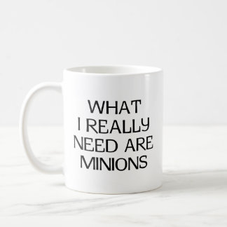 What Minions Coffee Mug