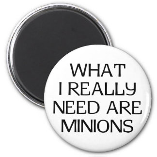 What Minions Magnet