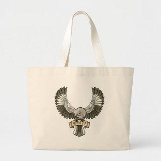 'What' Mockingbird Bags