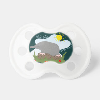 What mole do you want? BooginHead pacifier