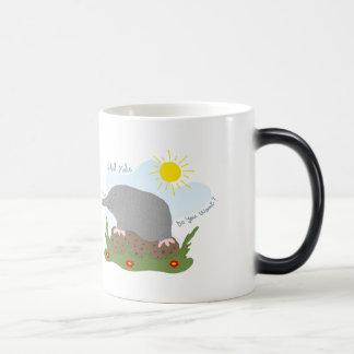 What mole do you want? coffee mugs
