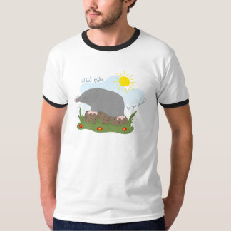 What mole do you want? T-Shirt
