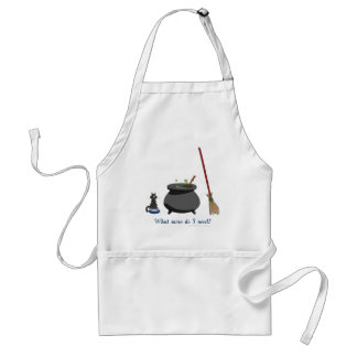 What More Do I Need? Adult Apron