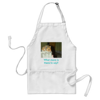What more is there to say Apron