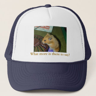 What more is there to say? Hat