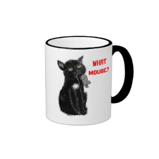 What Mouse? Coffee Mugs