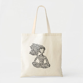 What need have I for a mind? Tote Bags