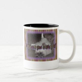 What?! (new version) mug
