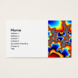 What Next - Fractal Business Card