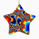 What Next - Fractal Ceramic Ornament