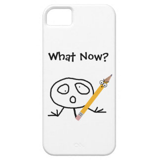 What Now iPhone 5 Case