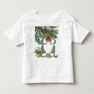 What ornament? asks Kitten Jimmy Toddler T-shirt
