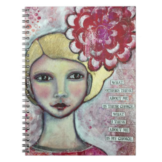 What others think about me notebook