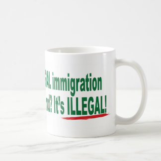 What Part of Illegal Immigration Mug
