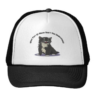 What Part Of Meow Mesh Hats