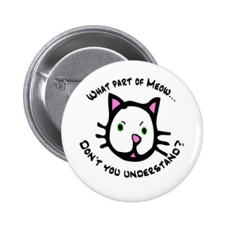 What part of Meow... Button