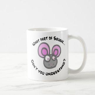 What part of Squeak Mugs