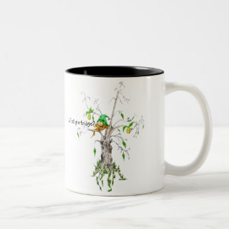 What partridge? Two-Tone coffee mug